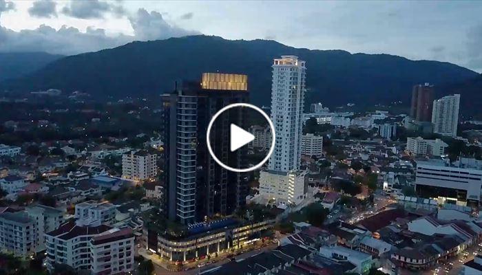 海外尋寶 馬來西亞篇 Moulmein Rise - 名門 中原項目部 (中國及海外物業)