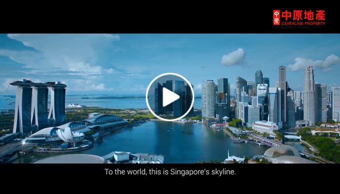 新加坡《風華南岸府》 發展商影片