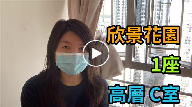 鯉景/嘉亨/逸濤/西灣河 欣景花園 1座 高層 C室