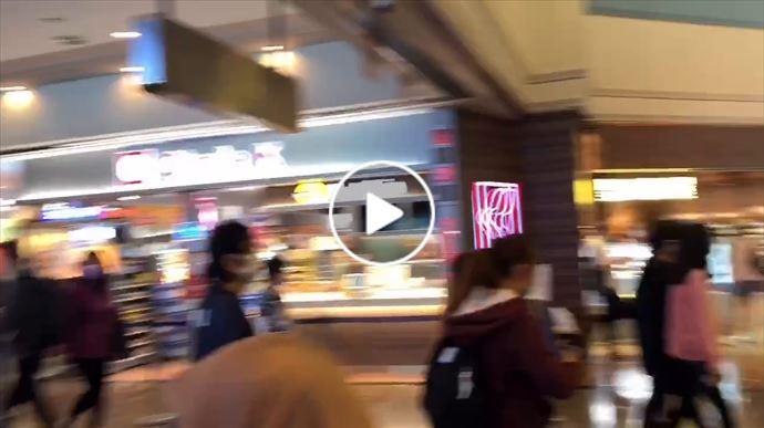 匯景花園商場餐飲區 位於地鐵站A出口 生活好方便