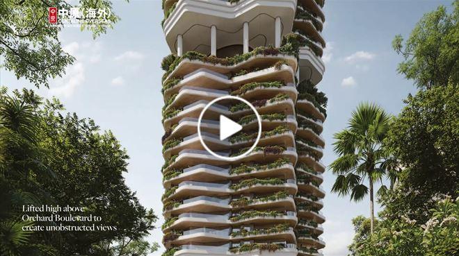 海外尋寶 新加坡篇 第10區永久產權豪宅Park Nova 中原地產代理 (海外)