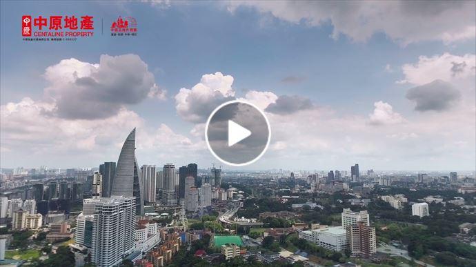 海外尋寶 馬來西亞篇 吉隆坡豪宅區白沙羅高地 DC Residensi 中原項目部 (中國及海外物業)