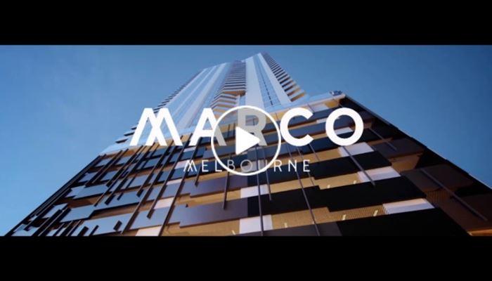 墨爾本 Marco Melbourne 建築概念