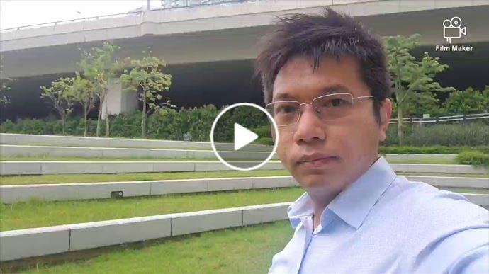 麗港城 生活配套編 翠屏河花園 擴建中