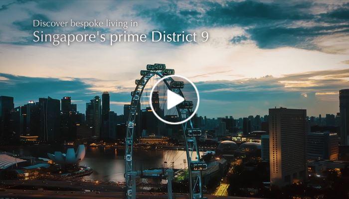 新加坡第9區豪宅 《8 St Thomas》 優質生活