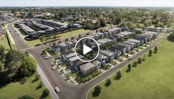 海外尋寶 澳洲篇 悉尼全新獨立屋 Sierra Residences 中原項目部 (中國及海外物業)