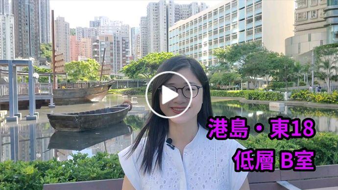 鯉景/嘉亨/逸濤/西灣河 港島‧東18 低層 B室