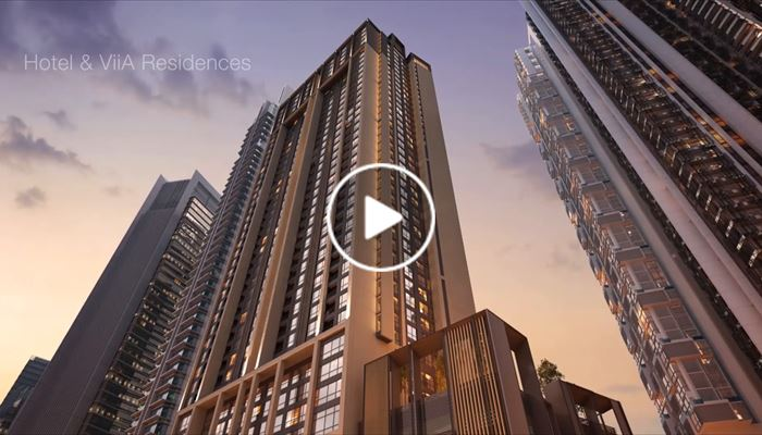海外尋寶 馬來西亞篇 吉隆坡 ViiA Residences 中原項目部 (中國及海外物業)