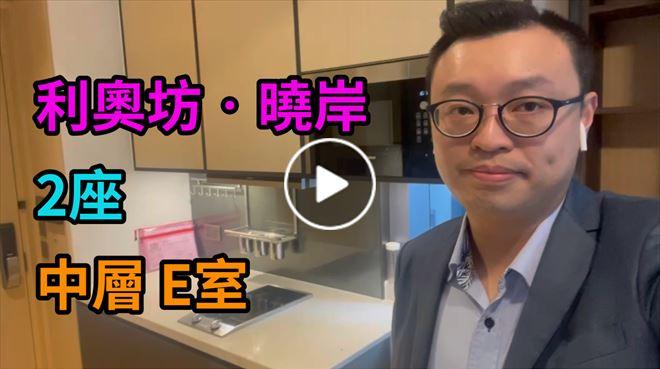旺角/油麻地 利奧坊‧曉岸 2座 中層 E室