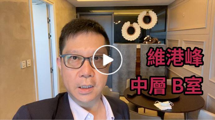 上環/中環/金鐘 維港峰 中層 B室