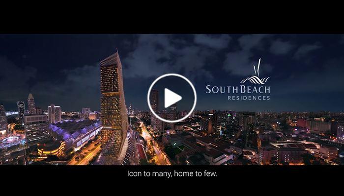 海外尋寶 新加坡篇 South Beach Residences 黃金地段 中原項目部 (中國及海外物業)