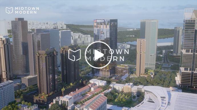 海外尋寶 新加坡篇 新加坡最強的地鐵站上蓋項目,會唔會就係呢個? 中原項目部 (中國及海外物業)