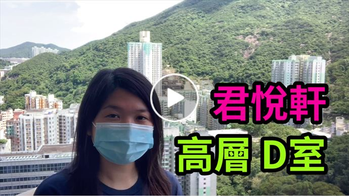 鯉景/嘉亨/逸濤/西灣河 君悅軒 高層 D室