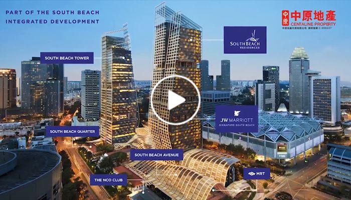 新加坡《風華南岸府》 精彩生活