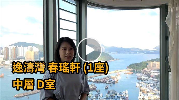 鯉景/嘉亨/逸濤/西灣河 逸濤灣 春瑤軒 (1座) 中層 D室