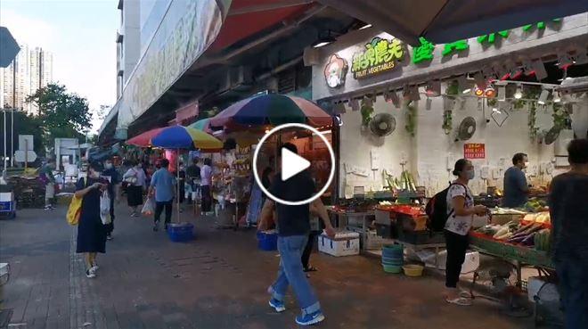 富康花園商場 買餸最筍,最平