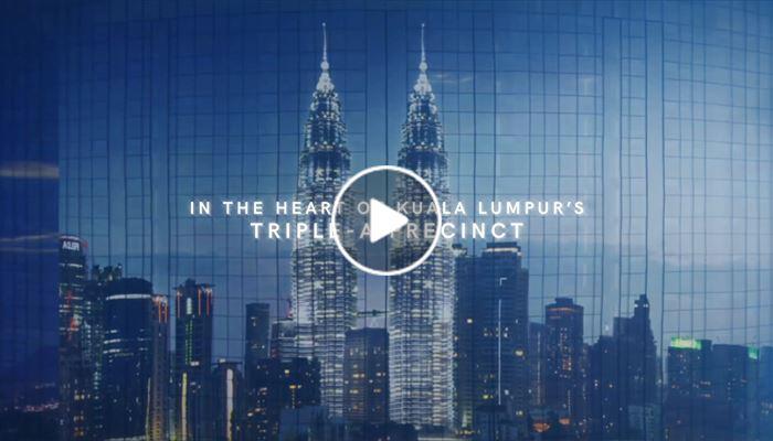 吉隆坡 Eaton Residence 發展商影片