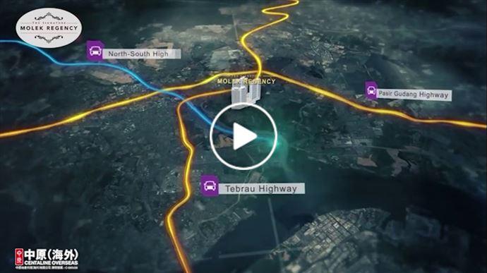 海外尋寶 馬來西亞篇 新山 實用1,495呎 3+1房高球場旁現樓洋房 中原項目部 (中國及海外物業)