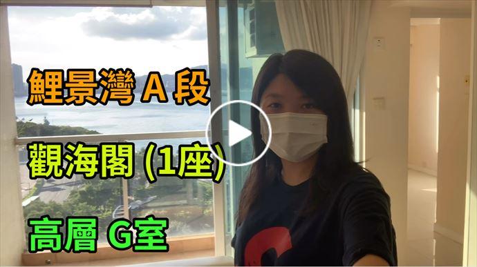鯉景/嘉亨/逸濤/西灣河 鯉景灣 A 段 觀海閣 (1座) 高層 G室