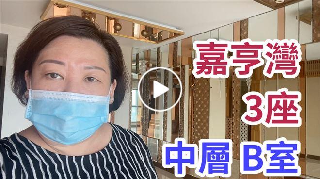 鯉景/嘉亨/逸濤/西灣河 嘉亨灣 3座 中層 B室