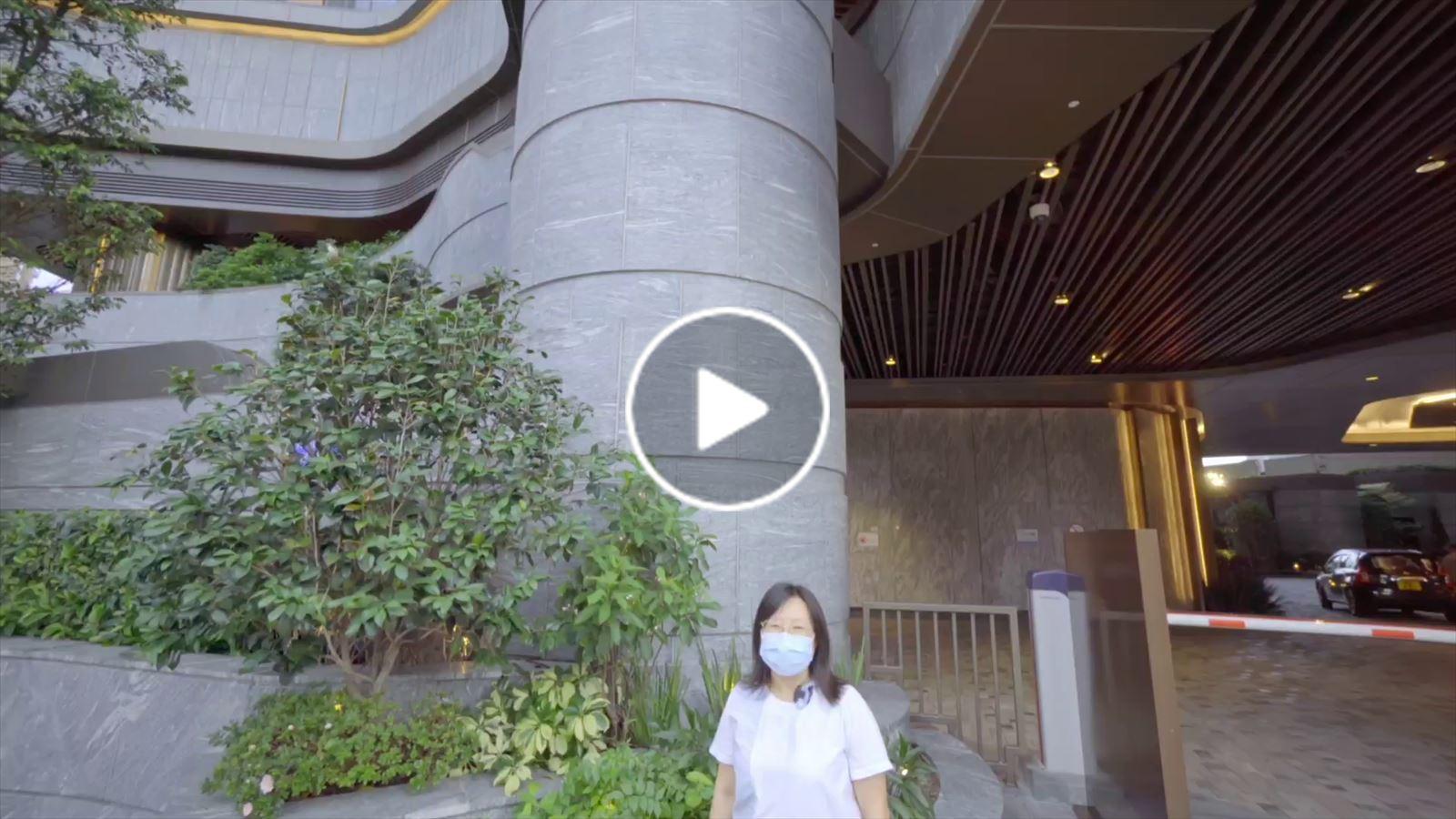 屋苑情報 日出康城 新鴻基~晉海 會所介紹